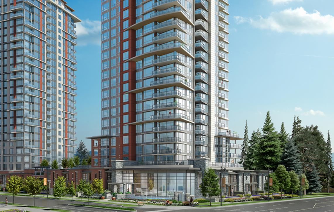 #1403 - 3098 Windsor Gate, Coquitlam